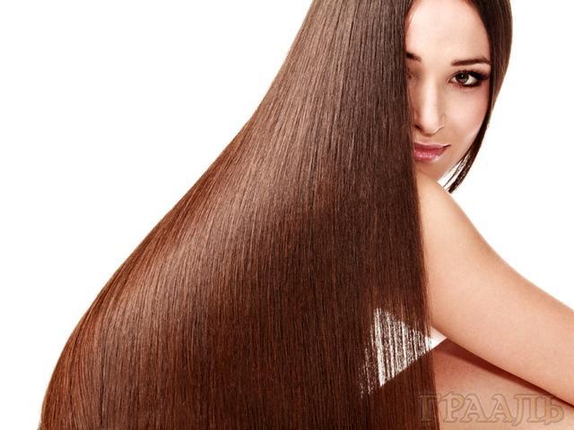 Скидка 20% на кератиновое выпрямление волос в салоне Грааль