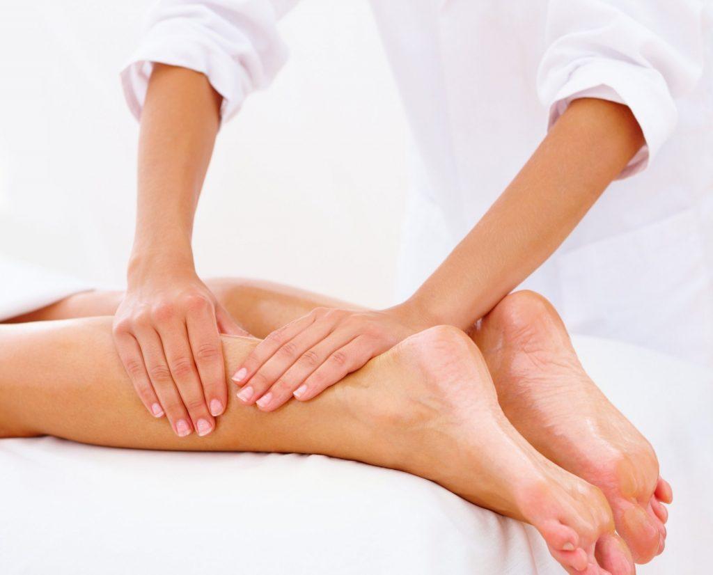 Лимфодренажный массаж в салоне Грааль