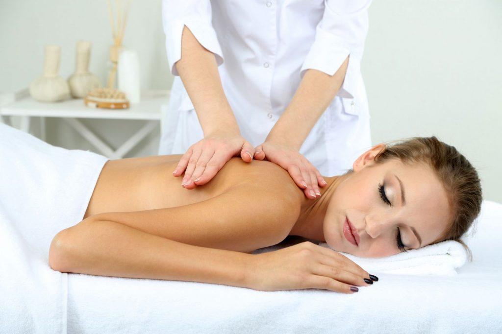 Лимфодренажный массаж тела в салоне Грааль