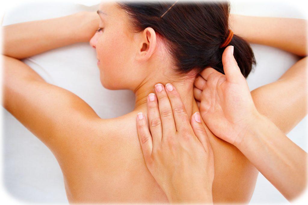 Мануальная терапия шеи в салоне Грааль