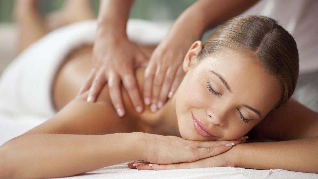 Релакс массаж в салоне Грааль