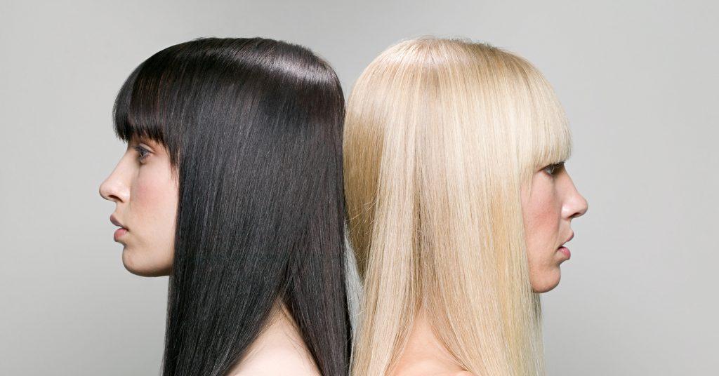 Смывка цвета волос в салоне красоты Грааль