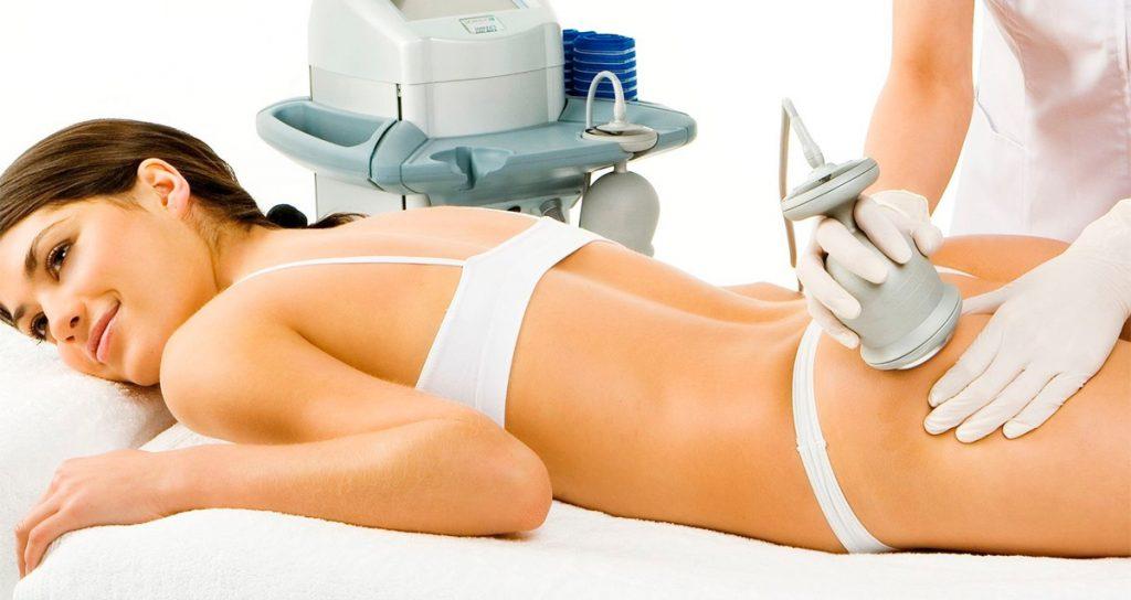 Вакуумный аппаратный массаж спины в салоне Грааль