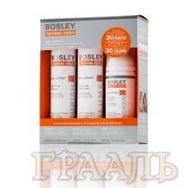 Cистема оранжевая Bosley Bos Revive для истонченных окрашенных волос
