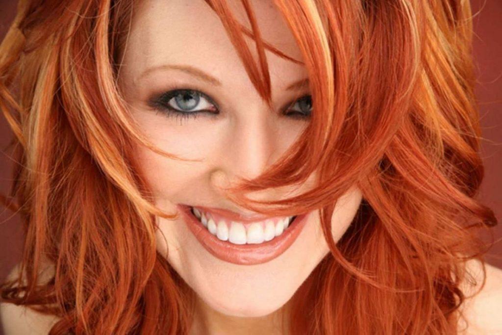 Колорирование волос в салоне Грааль